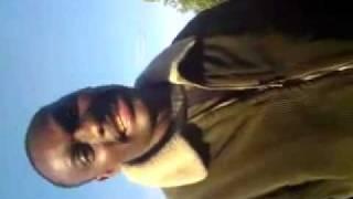 Funny black Guy singing Afghani Farsi song Qataghani