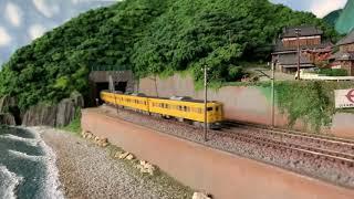 【Nゲージ】山陽・山陰・四国を駆け抜けるJRの列車たち  コブクロ「何故、旅をするのだろう」