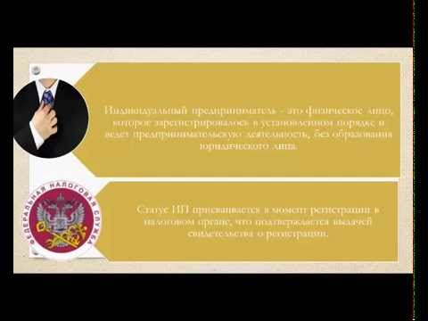 Права и обязанности ИП