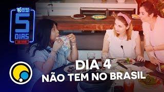 Baixar Jéh, Thabata e Blogueirinha almoçam Feijoada no #5DiasAoVivo - Depois das Onze