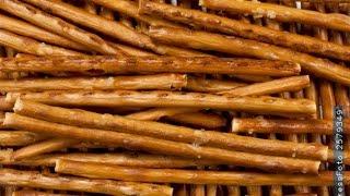 как делают хлебную соломку
