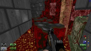 Hellbound + The Space Pirate for Doom 2 - Map 15: The Vault