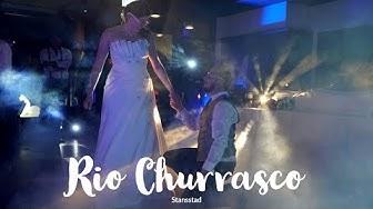 Hochzeit ♥ Heiraten im Restaurant Rio Churrasco in Stansstad - Hochzeits DJ Benz