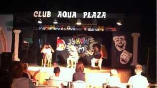 Comedy Show im Club Aqua Plaza