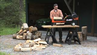 The Rapid_Fire K-10 Electric Log Splitter