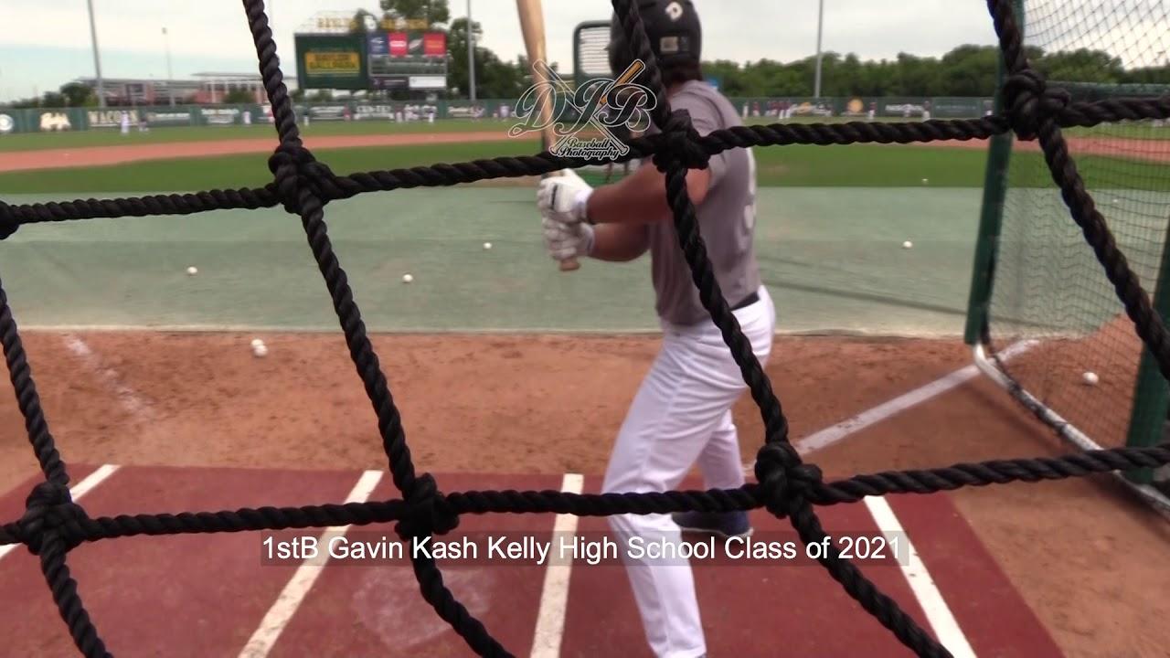 1stB Gavin Kash Kelly High School Class of 2021