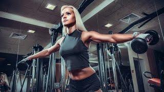 Урок фитнеса для девушек