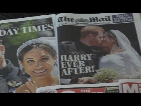 A nova vida de Harry e Meghan