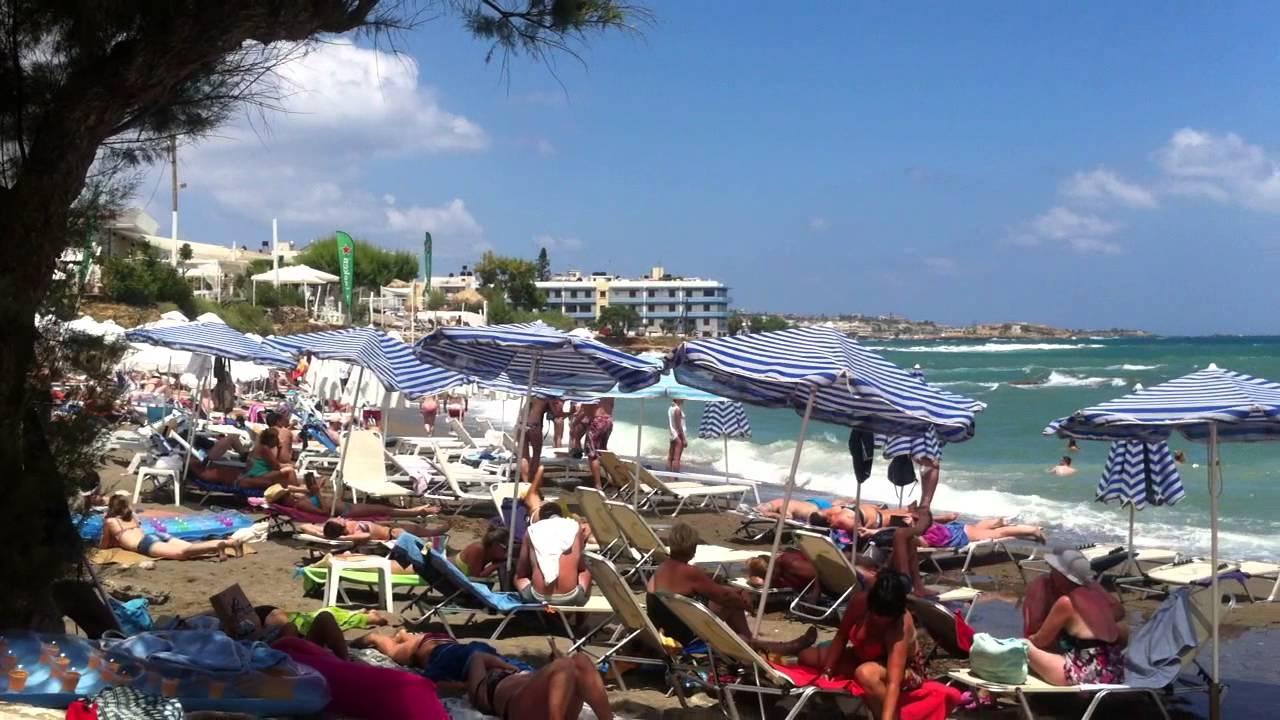 Silva Beach Hotel Greece