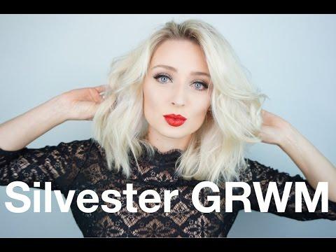 silvester grwm make up und haare olesjaswelt youtube