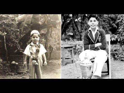Photos of Freddie Mercury's School Days