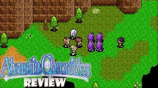Alvastia Chronicles (Switch) Review (Video Game Video Review)