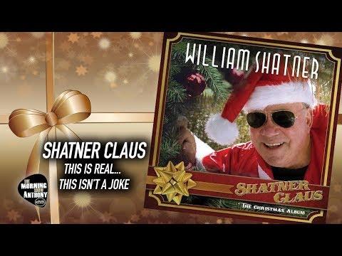 Debbie McFadden - Shatner Claus? William Shatner Christmas Album