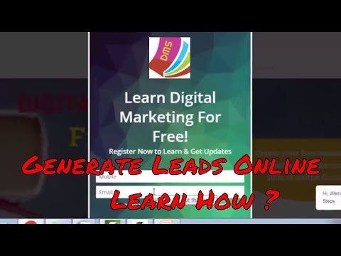 How to Generate Online Leads for Business | Get Customers by Digital Marketing