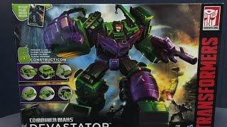 Transformers: Combiner Wars - Titan Class DEVASTATOR