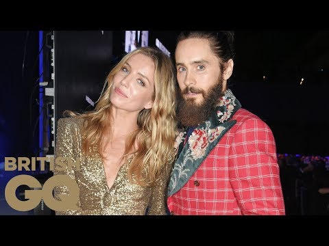 Jared Leto Wins Actor of the Year  Men of the Year Awards 2017  British GQ