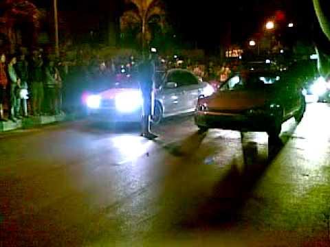 drag balap liar kota malang at sukarno hatta street racing (part2 ...