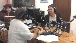 ナイナイ岡村隆史、FM石垣生出演。