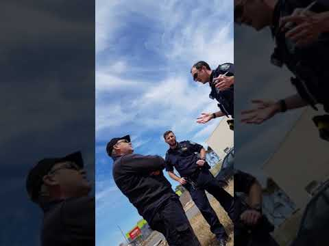 Adelaide Sapol Cops  Even On Private Land Try To Big Dick My Kids Till I Get Woke Up