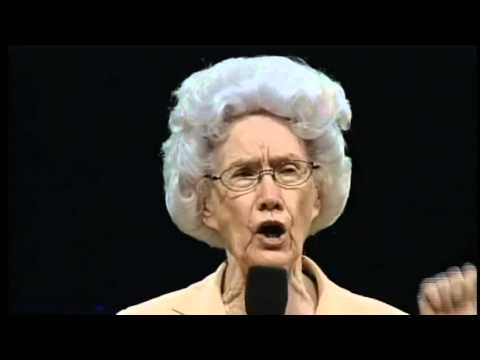 """We Are In The Redemption Business"" Vesta Mangun BOTT 2003"