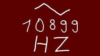 10899 hz triangle