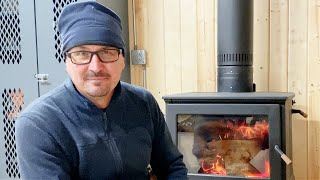 The Woodstove Power Companies Fear