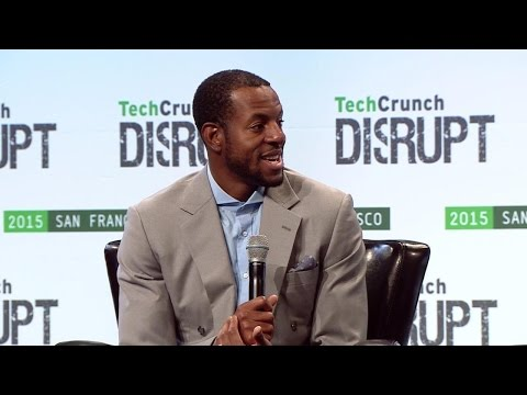 Andre Iguodala Talks Tech - YouTube