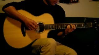 (Lê Thương) - Thằng Cuội fingerstyle guitar cover