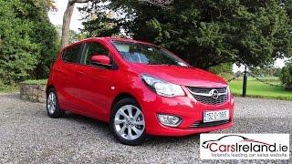 Opel Karl (Vauxhall Viva) review | CarsIreland ie