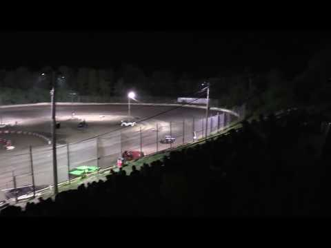 Hilltop Speedway Modified Feature 6-24-17