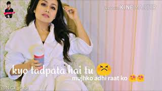 Neha kakkar rap song new 2018 download mp4 ( NiCk_PaSi