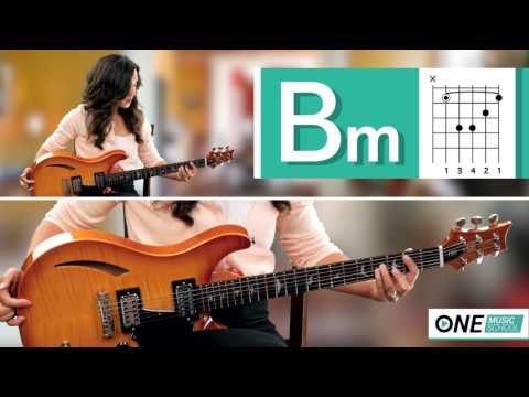 How To Play A Bm Chord On Guitar
