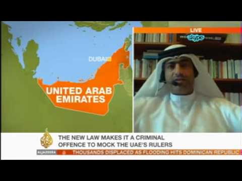 UAE Govt Bans Online Political Dissent After Joining UN Human Rights Committee