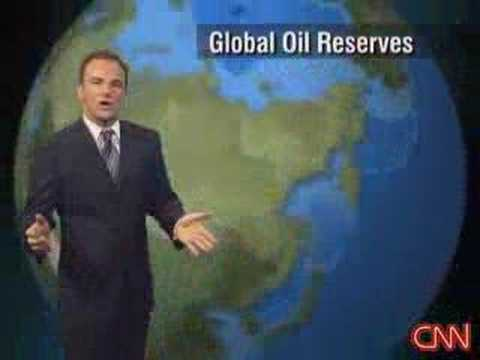 Global oil reserves
