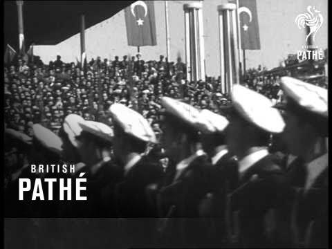 Anniversary Of Turkish Republic (1948)