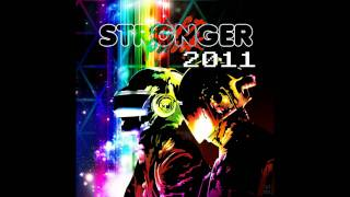 DAFT PUNK - STRONGER (OFFICIAL 2011 NEW VERSION)