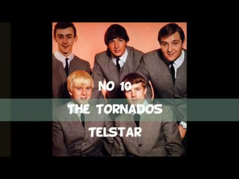 The 10 UK Best Selling Singles Of.....1962