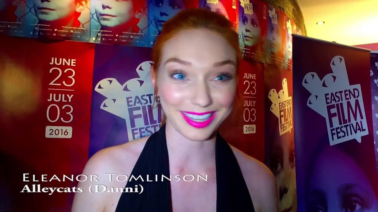 Eleanor Tomlinson 2016