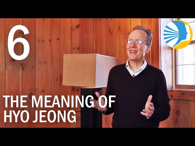 The Meaning of Hyo Jeong - Part 6 - The Axis of the Universe is the Best Business Practice