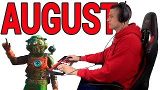 PC Gaming Playback -- August 2018 (Monthly PC Gaming Recap)