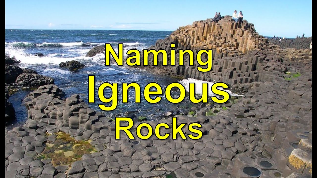 unit 2 lab 2 3 igneous rock identification Unit 2: igneous rock identification lab introduction: the type of igneous rock formed when molten magma solidifies depends on the mineral composition and the rate at which the magma cools  igneous rocks that solidify deep underground are called intrusive.