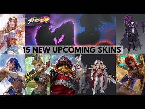 15 New Upcoming Skins   Season 11 Skin   New Skins   Mobile Legends Bang Bang thumbnail