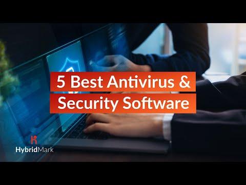 5 Best Antivirus & Security Software 2020