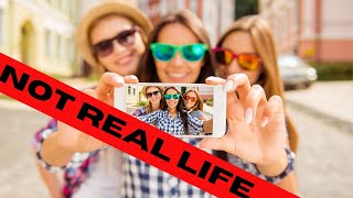 Why your brain thinks social media is real life