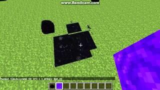 Майнкрафт как сделать яйцо дракона и портал