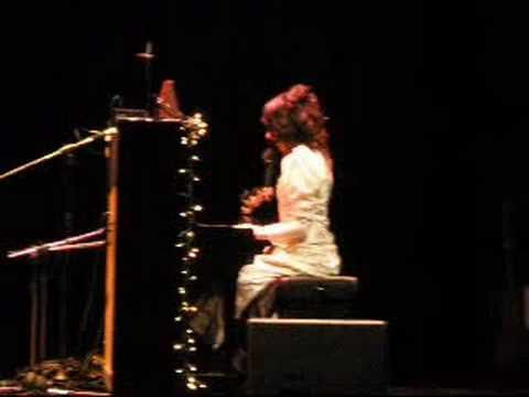 PJ Harvey - When Under Ether (live in athens, greece)