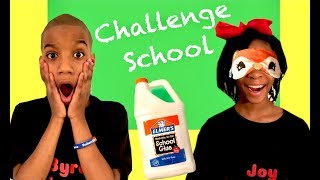 Late for Challenge School Morning Routine- Best Toy School