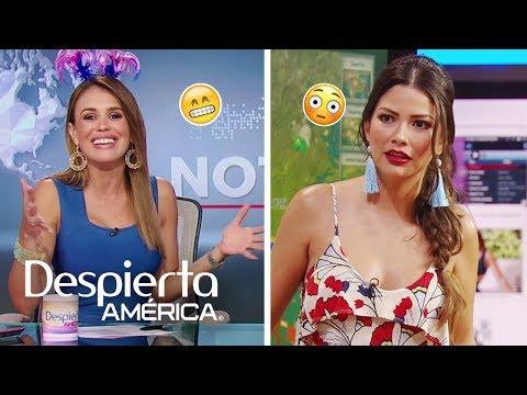 Carolina Sarassa cuenta mejores chistes que Ana Patricia