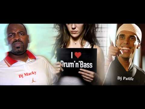DJ Marky & DJ Patife ft Stamina MC - Jungle Jazz Weekend @ Tilos (24-Aug-2002) part 2/3