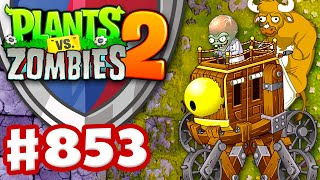 Arena with Zombot War Wagon! - Plants vs. Zombies 2 - Gameplay Walkthrough Part 853